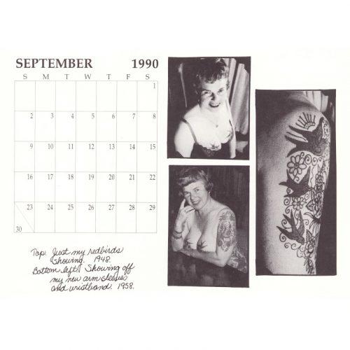 Tattoo Calendars