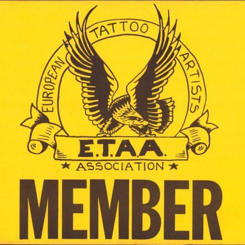 Tattoo Club Certificates